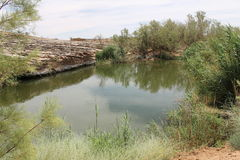 Tindouf Tafagoumt Image stock