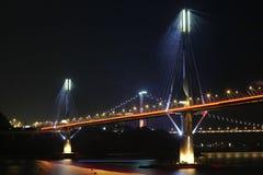 Ting Kau Bridge Stock Photography