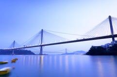 Ting Kau Bridge Royalty Free Stock Photo