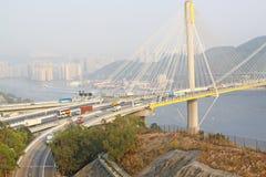 Ting Kau Bridge Stock Images