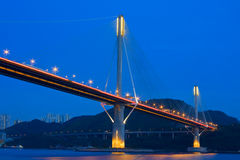 Ting Kau Bridge Royalty Free Stock Photos