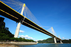Ting Kau Bridge Stock Photos
