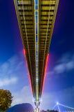 Ting Kau Bridge van Hong Kong Royalty-vrije Stock Afbeelding