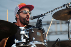 Ting Tings Foto de Stock