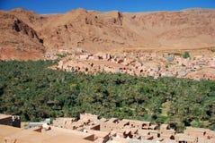 Tinghir, Souss-Massa-Drâa, Morocco royalty free stock photography