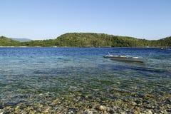 Tingloy wyspa Zdjęcie Stock