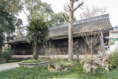 Tingqiuxuan (hear autumn pavilion) Royalty Free Stock Photos