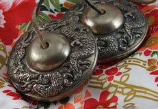tingsha колоколов Стоковая Фотография RF