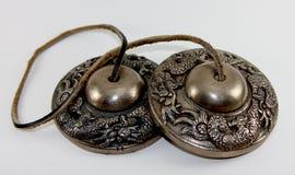 Tingsha Bell Stockbild