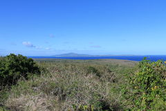 Tinian view from Mount Lasso Stock Photo