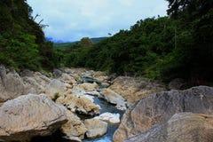 Tinipak rzeka Fotografia Royalty Free