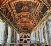 Tinity Chapel, Chateau de Fontainebleau, France Stock Photos