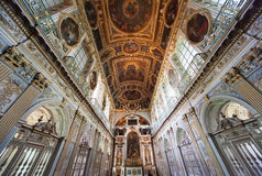 Trinity Chapel, Chateau de fontainebleau, France Stock Images