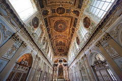 Tinity Chapel, Chateau de fontainebleau, France Royalty Free Stock Images