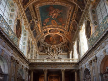 Tinity Chapel, Chateau de fontainebleau, France Stock Image