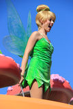 Tinker Bell at Disneyland Royalty Free Stock Photography