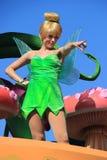 Tinker Bell at Disneyland Royalty Free Stock Photos
