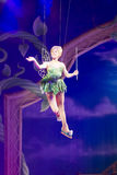 Tinker Bell Leaves Waving Stock Photography