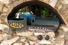 Tinker town. In New Mexico Royalty Free Stock Image
