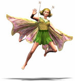 Tinkerbell. Fairytale elf Royalty Free Stock Photography