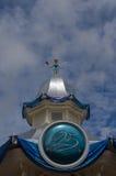 Tinkerbell dekoracja w Disneyland fotografia stock