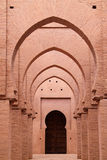 Tinmal Mosque interior High Atlas Morocco Stock Photo
