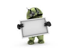Tinman has a Message Stock Images