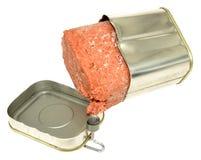 Tinned Corned Beef Stock Image