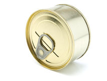 Tinned food Stock Photography