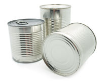 Tinned food Stock Photos