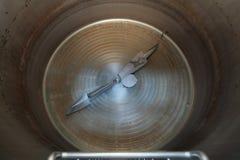 Tino della poltiglia Fotografia Stock Libera da Diritti