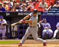 Tino Martinez St Louis Cardinals Royaltyfria Bilder