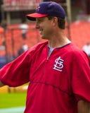 Tino Martinez, st Louis Cardinals Fotografia Stock Libera da Diritti