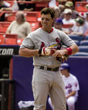 Tino Martinez, St. Louis Cardinals Royalty Free Stock Photo