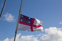 Tino Rangitiratanga flaga Fotografia Stock
