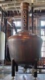 Tino in una distilleria a St Augustine immagini stock