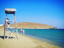 Tinos-Insel Griechenland lizenzfreie stockfotografie