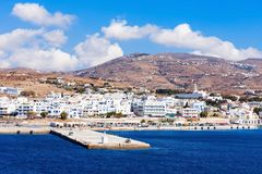 Tinos island in Greece Stock Photography