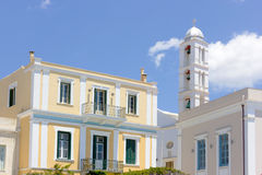 Tinos Island,Greece Royalty Free Stock Photo