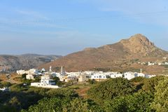 Tinos island stock photography