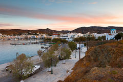 Tinos. Royalty Free Stock Images