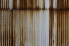 Tinplate. TEXTURE PATTERN-close-up shot of tinplate wall Stock Photos
