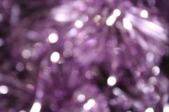 Tinsel Royalty Free Stock Photo