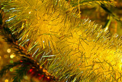 Tinsel Royalty Free Stock Images