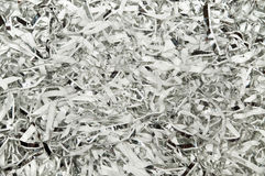 Tinsel background Stock Image