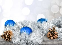 Tinsel Royalty Free Stock Image