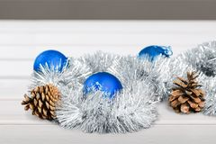 Tinsel Royalty Free Stock Photos