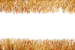 Tinsel garland Royalty Free Stock Photography