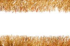 Tinsel garland royalty free stock photography