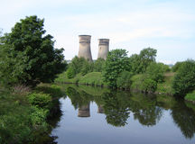Tinsley Cooling Towers Stock Images